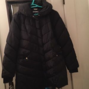 Steve Madden heavy jacket black
